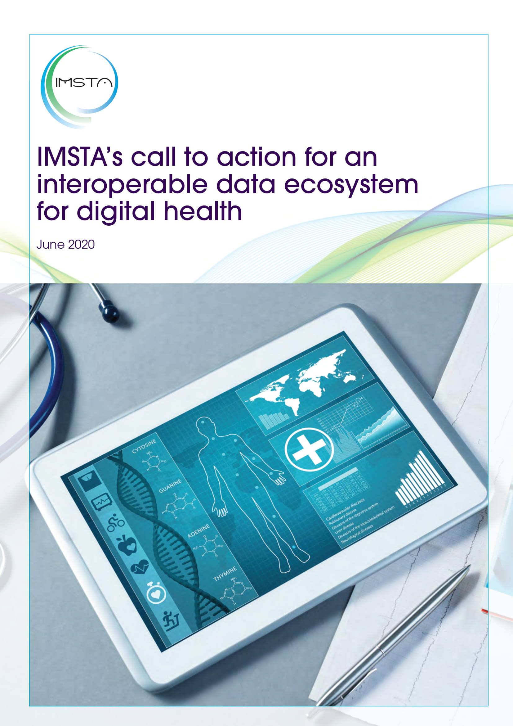 IMSTA's call to action for an interoperable data ecosystem for digital health