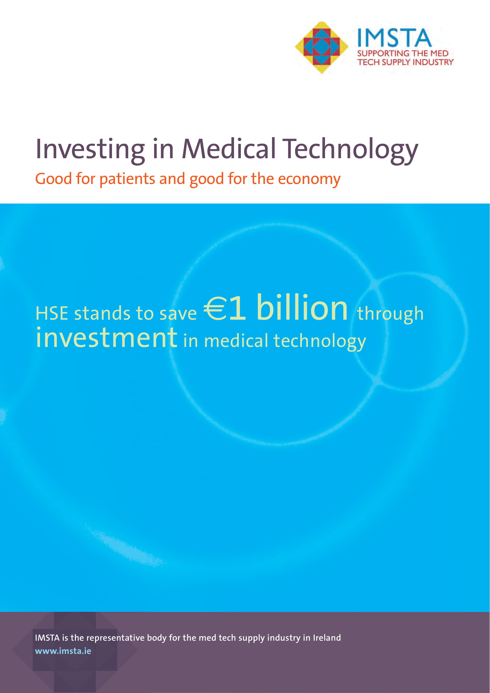 Investing in Medical Technology