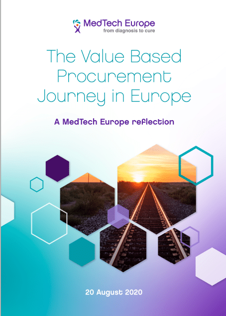 The Value Based Procurement journey in Europe