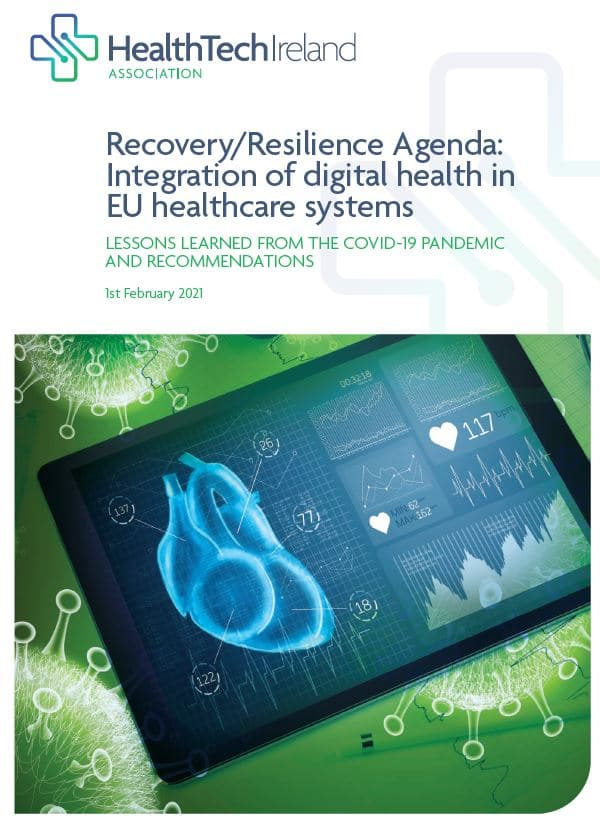 Recovery/Resilience Agenda: Integration of Digital Health in EU Healthcare Systems