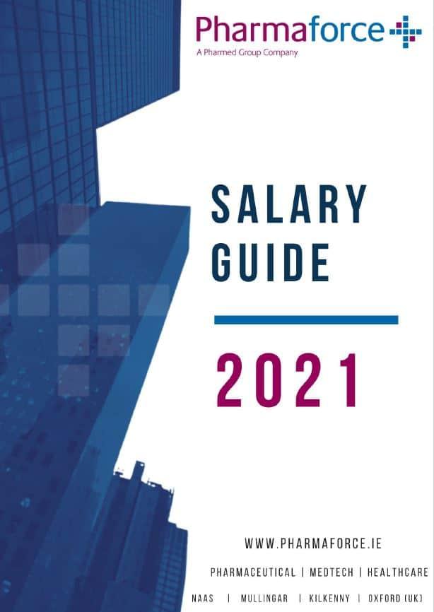 Pharmaforce Salary Guide 2021