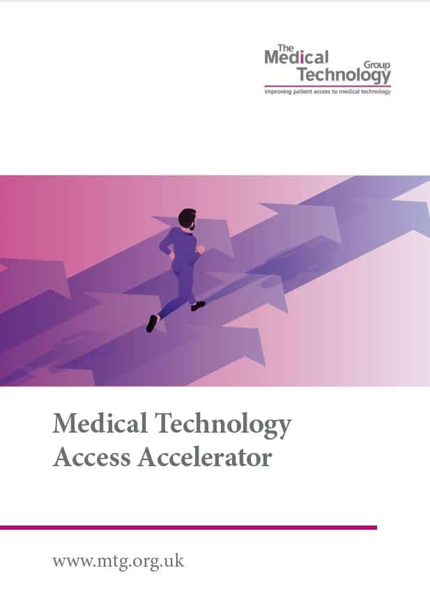 The Medical Technology Group – Improving Patient Access to Medical Technology