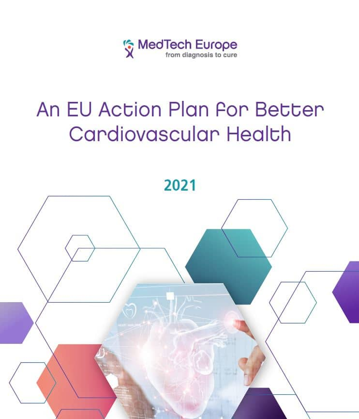 MedTech Europe – An EU Action Plan for Better Cardiovascular Health