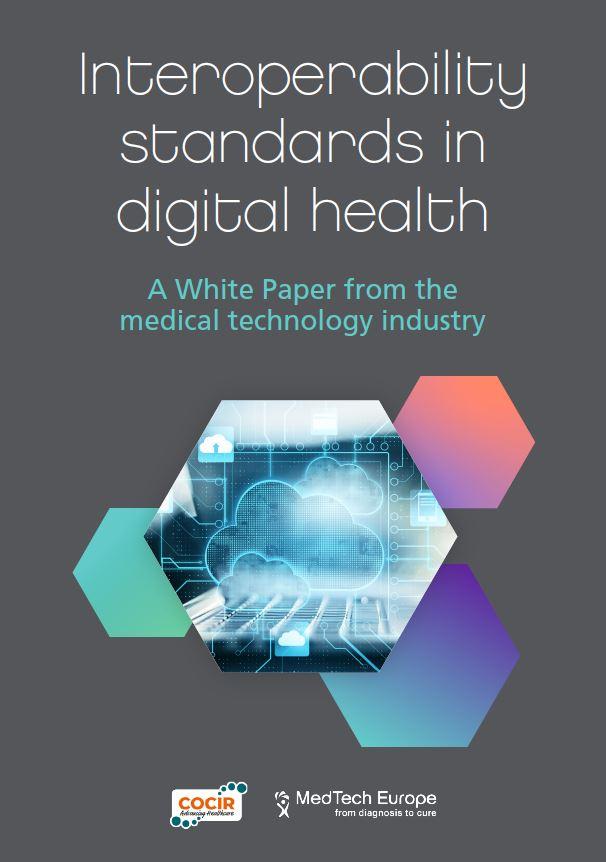 MedTech Europe – Interoperability Standards in Digital Health